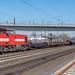 Duisburg Entenfang Captrain CCW 211 177-1 staaltrein