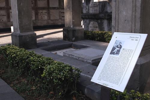 MX MM MUSEO PANTEÓN SAN FERNANDO