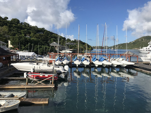 Falmouth Harbour in Antigua Photo Heatheronhertravels.com