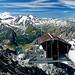 Summit of Mont Fort, Valais Alps