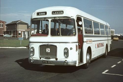 1116 TWW 221L West Yorkshire Road Car 6x4 Quality Bus Photo