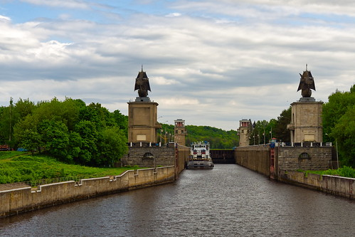 Moscow Canal 12 ©  Alexxx Malev