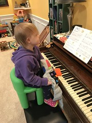 """Dani at the Piano • <a style=""""font-size:0.8em;"""" href=""""http://www.flickr.com/photos/109120354@N07/49729031391/"""" target=""""_blank"""">View on Flickr</a>"""