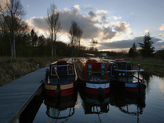 Photo of Sunset on the canal