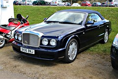 Photo of 379 Bentley Azure (2nd Gen) (2006) DK 06 BNJ