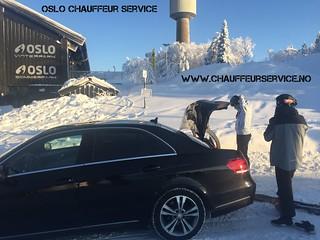 Oslo Chauffeur Service - Oslo Winter Park (2)