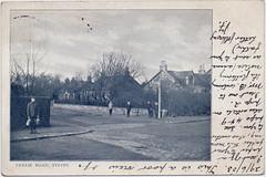 Photo of Lenzie Road, Stepps.