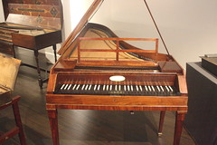 Photo of Dulcimers, etc. [Board Zithers] 69: Grand Piano (at St Cecilia's Hall)