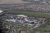 Hinchingbrooke Hospital aerial image