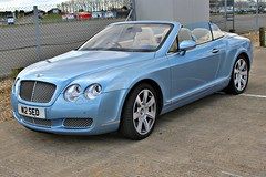 Photo of 380 Bentley Continental GTC (1st Gen) (2007) W 12 SED