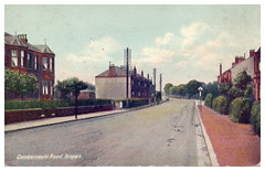 Photo of Cumbernauld Road, Stepps, North Lanarkshire.