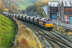 Photo of 60020. Great Rocks Junction.