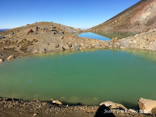 2個翡翠湖