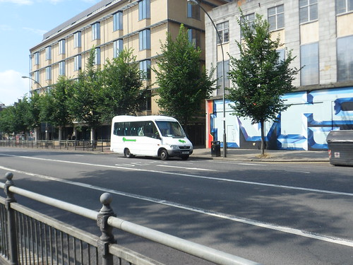 M50 BCT at Gloucester Place, Brighton