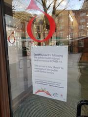 Photo of Coronavirus Cardiff