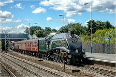 Photo of 60009. 'The Scarborough Spa Express'.