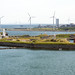 Trekroner Insel in front of Copenhagen