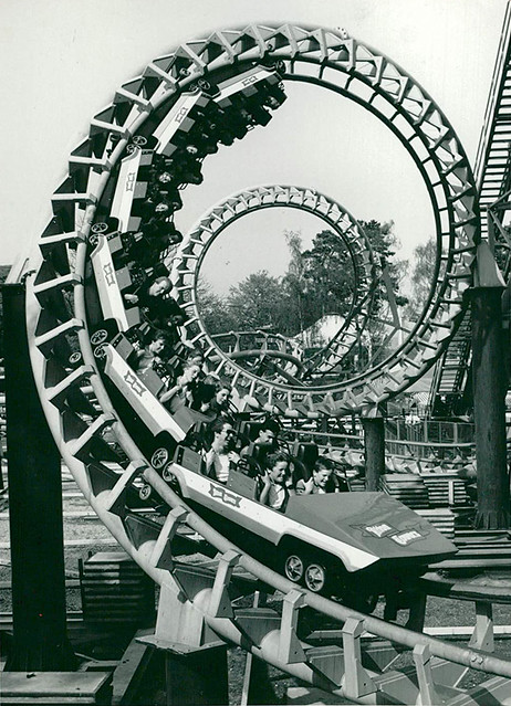 Corkscrew in 1988