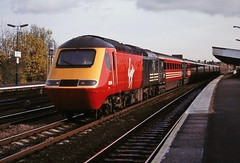 Photo of Virgin HST Leamington Spa 1998
