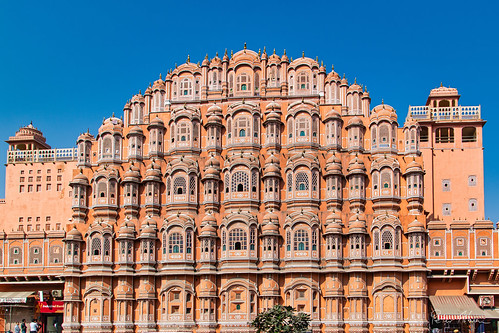 Hawa Mahal - Palace of the Winds