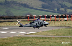 Photo of G-DVIO Leonardo AW139, Executive Jet Charter Ltd, Bristol Airport, Lulsgate Bottom, Somerset