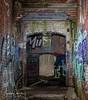 Abandoned in Newport