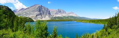 Glacier NP - Lac Sherburne