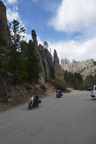 Custer State Park - Motards