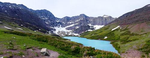 Glacier NP - Lac Cracker