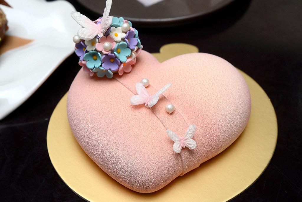 萬豪酒店2020母親節蛋糕