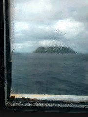 Stóra Dímun. To Suðuroy. North Atlantic Ocean. SSL Smyril. 19-VIII-2019