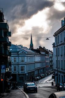 Rosenborggata/Eilert Sundts gt.