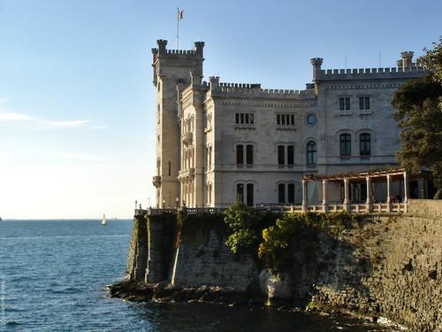 Miramare Palace - Trieste, Italy