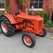 CASE antique tractor