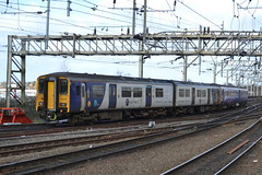 Photo of Northern Class 150/2 150222 & 156 156460 - Stockport