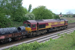 Photo of EWS Class 66/0 66202 - Milford Junction