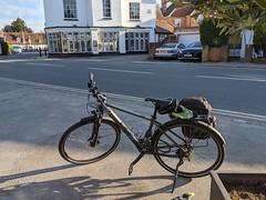Photo of My New Bike