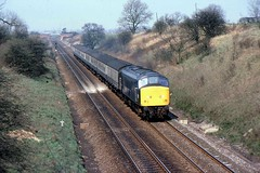 Photo of 46042 Hurworth, near Darlington. 12.04.1980.