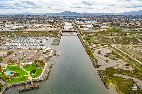 Chula Vista Marina Waterway