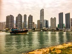Tsang Yi coastal, Hong Kong, 香港