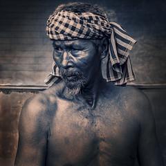 Portrait de rue Phnom Penh