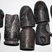 Spent ammunition (south of Bahamas Field Station, San Salvador, Bahamas)