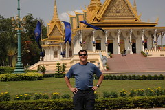 Mike Royal Palace Phnom Penh
