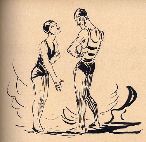 Ilustração antiga | vintage illustration | 1920s