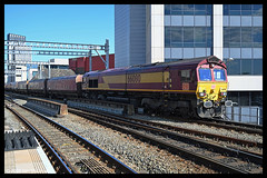 Photo of No 66080 17th Sept 2019 Cardiff Central