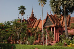 History Museum Phnom Penh