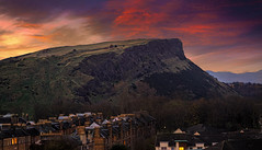 Photo of Salisbury crags