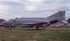 XV586. Royal Air Force McDonnell Douglas F-4K Phantom FG.1
