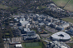 Photo of Addenbrookes aerial
