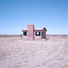 social distancing. mojave desert, ca. 2019.